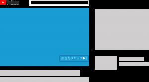 YouTubeの広告フォーマット_スキップ可能な動画広告