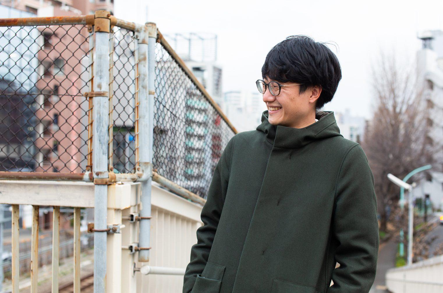 安田瑛己/Eiki Yasuda 【映像ディレクターズファイル#005】