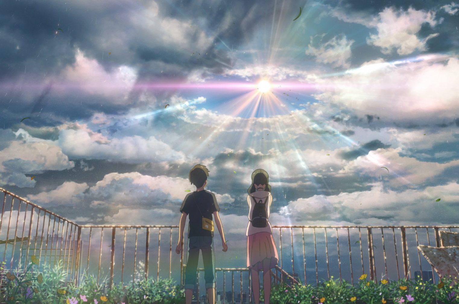 新海誠監督の新作『天気の子』予告編から見る期待と変化