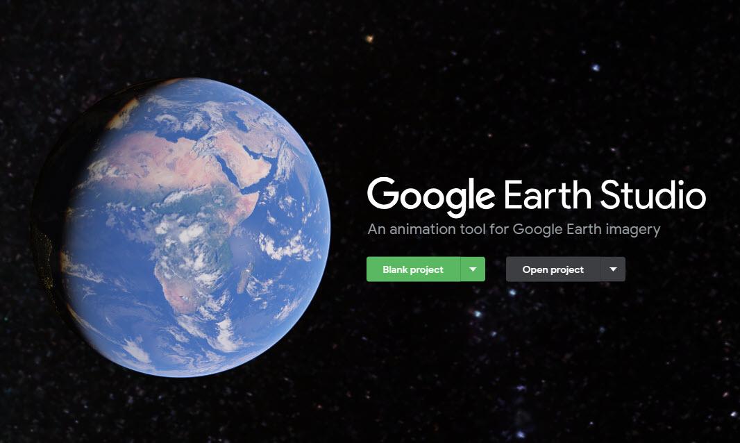 ドローンなしで空撮映像が作れる『Google Earth Studio』とは何か