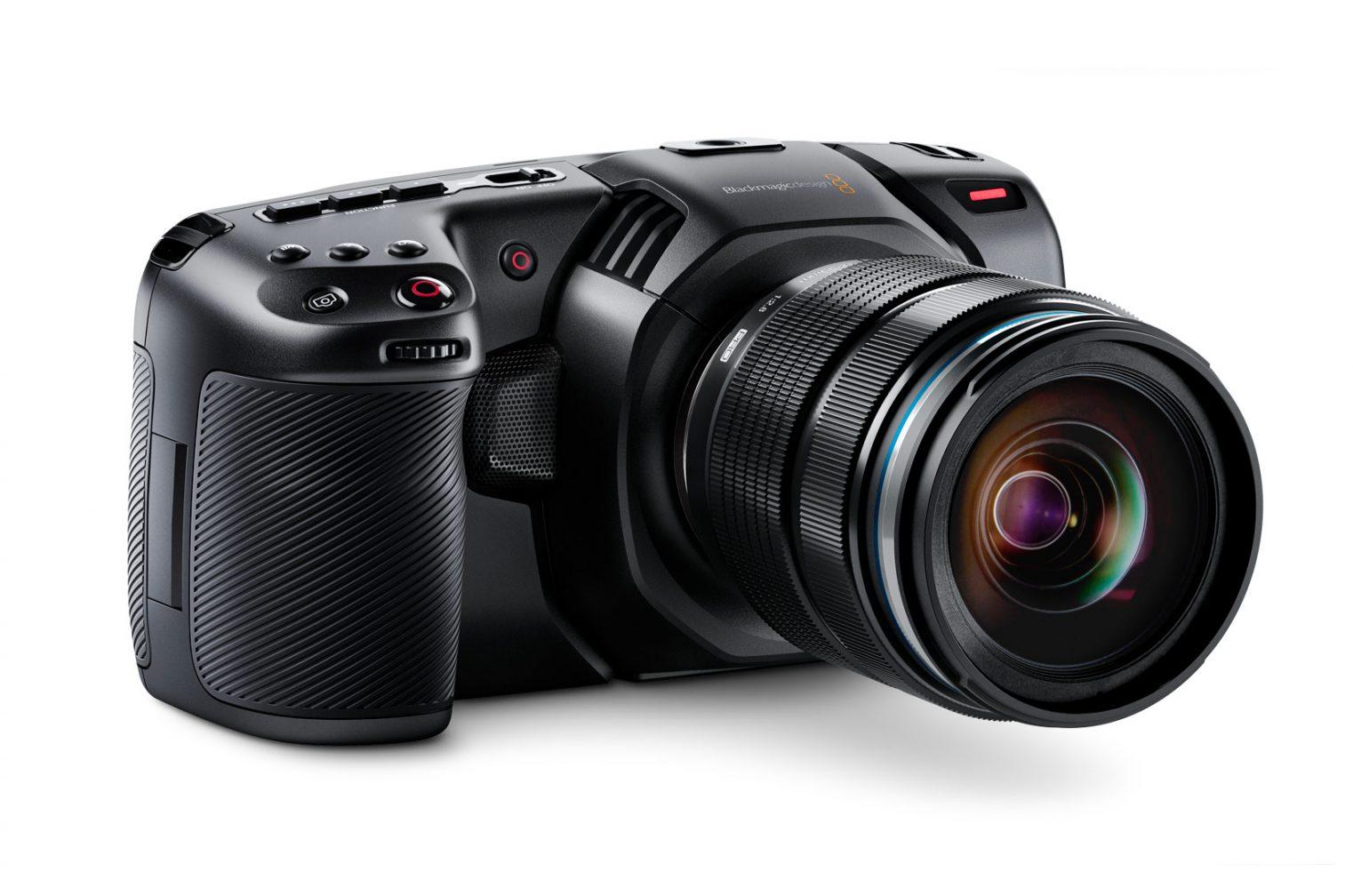 新機材「Blackmagic Pocket Cinema Camera 4K」(通称:BMPCC4K)の導入レビュー