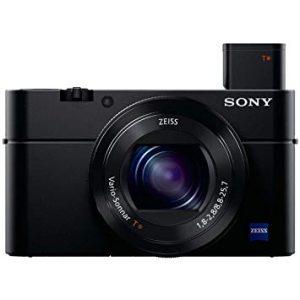 カメラ_Sony Cybershot RX100 IV