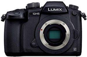 カメラ_Panasonic Lumix DC-GH5
