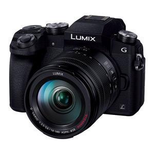 カメラ_Panasonic Lumix G7