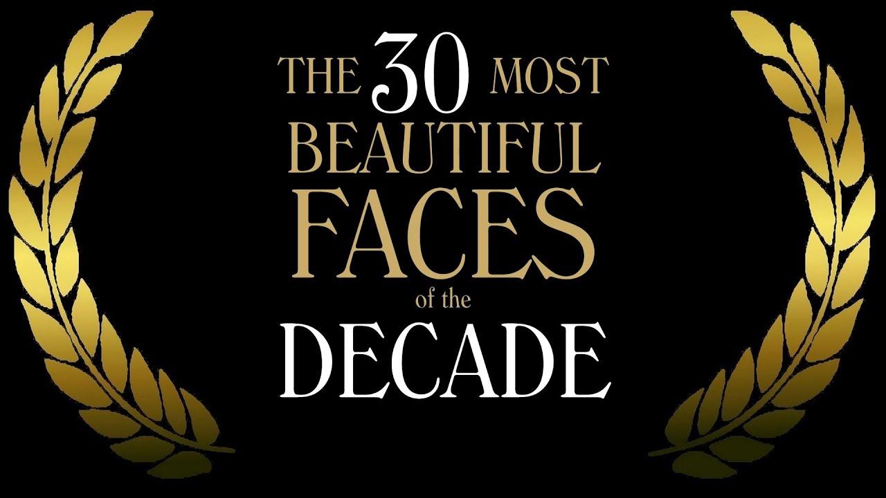 ここ30年で最も美しい美女たちを映像で振り返る