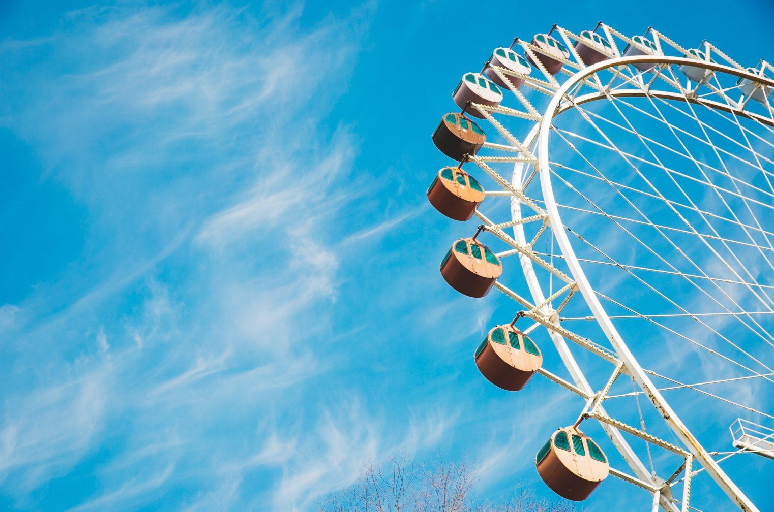 テーマパーク、遊園地こそ映像を作るべき7つの理由