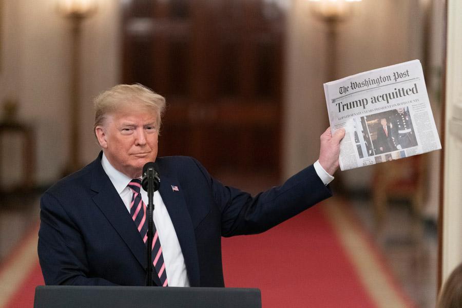 トランプ大統領は「動画広告」でも過激路線で先を行く