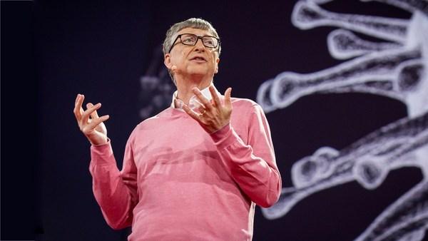 """世界一再生されたコロナウィルス関連動画でビル・ゲイツが予言した""""未来への警笛"""""""