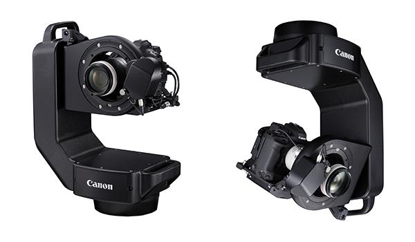 監視カメラ+ビデオカメラ? キヤノンが遠隔操作できるビデオカメラを発売へ
