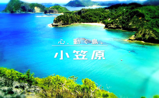 アドベンチャーツーリズムの魅力満載! 小笠原諸島のPR動画